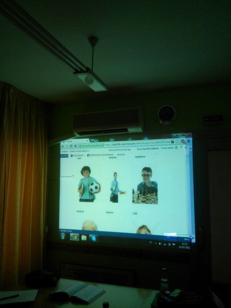 Curso PROFELE: compartir y gestionar el conocimiento 10