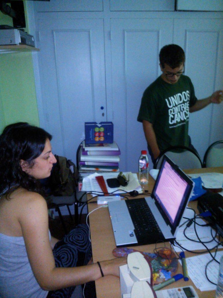 Curso PROFELE: compartir y gestionar el conocimiento 11