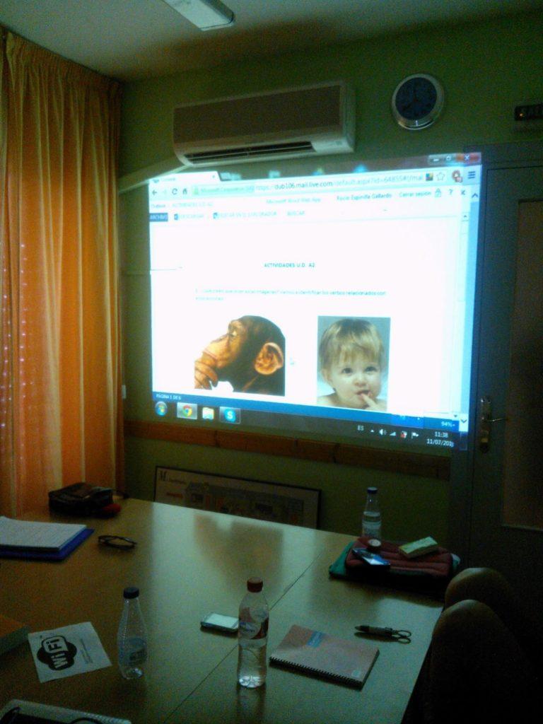Curso PROFELE: compartir y gestionar el conocimiento 13