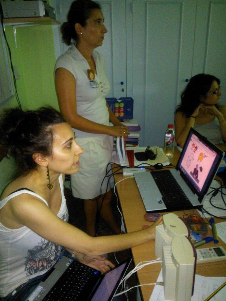 Curso PROFELE: compartir y gestionar el conocimiento 14