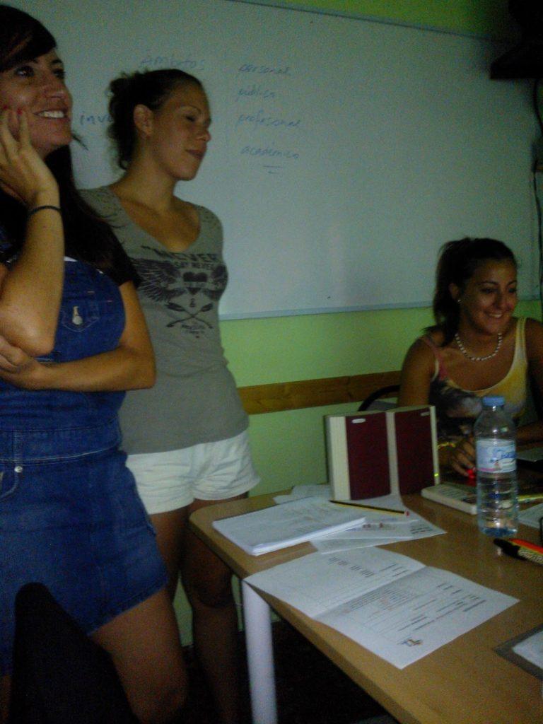 Curso PROFELE: compartir y gestionar el conocimiento 17