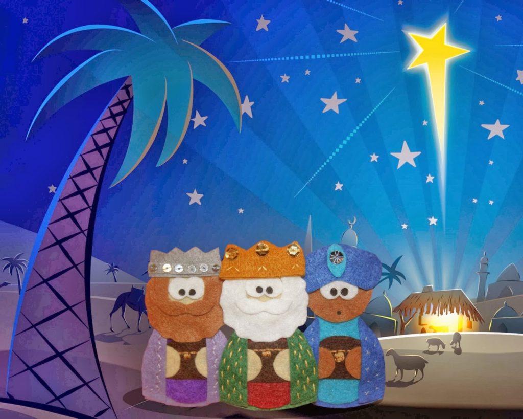 A2.¡Ya vienen los Reyes Magos! 3