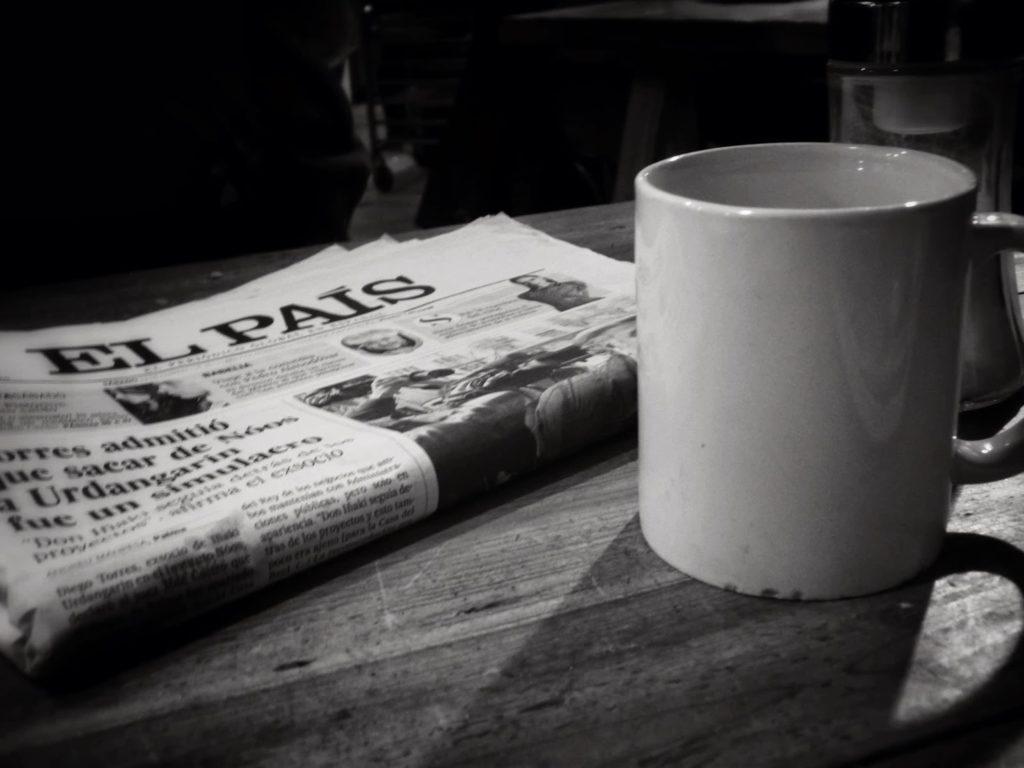 Café y periódico. B2,C1,C2 3