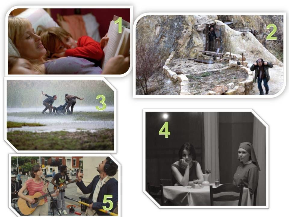 Taller de cine. Preparando los Premios GOYA y los ÓSCAR. ELE B1,B2,C1,C2 5
