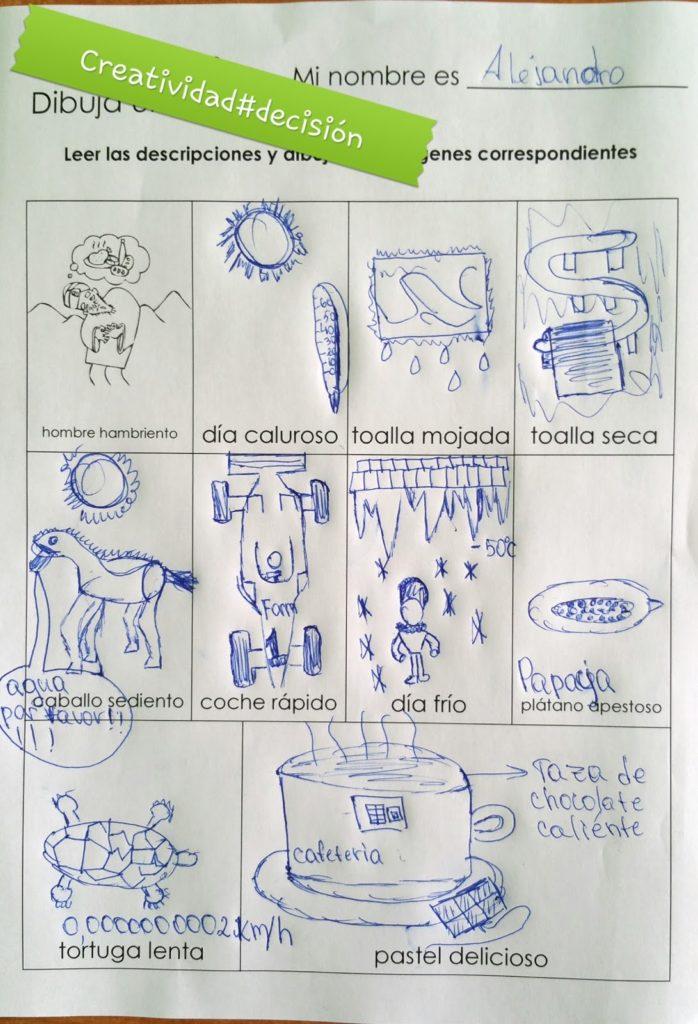 Creatividad#decisión. Español como lengua extranjera para niños 2