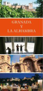 La Alhambra y Granada: Cultura, gramática, historia, belleza, poesía, etc. 5