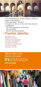 La Alhambra y Granada: Cultura, gramática, historia, belleza, poesía, etc. 6